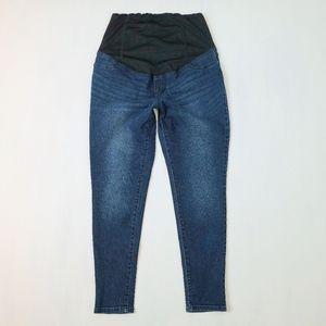 Isabel Maternity Jeggings Skinny Crop Jeans